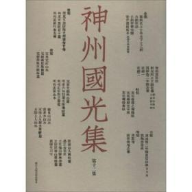 神州国光集 浙江人民美术出版社 9787534059605 浙江人民美术出版社 正版图书