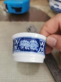 景德镇瓷5—手绘茶杯一个