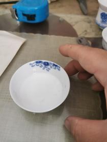 景德镇瓷12—手绘茶杯一个