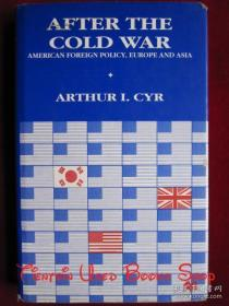 After the Cold War(英语原版 精装本)