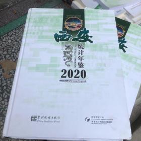 西安统计年鉴2020(带碟)