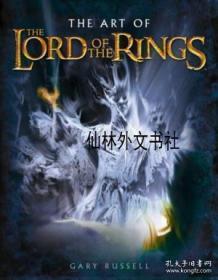 【包邮】The Art Of The Lord Of The Rings Trilogy (lord Of The Rings)