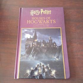 The Houses of Hogwarts: Cinematic Guide (Harry Potter)(英文原版)