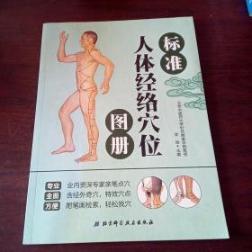 标准人体经络穴位图册