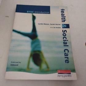 【外文原版】   BTEC Introduction to Health & Social Care 健康与社会照护导论