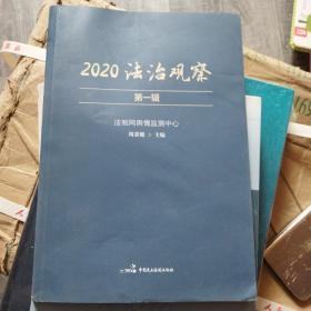 2020法治观察(第一辑)