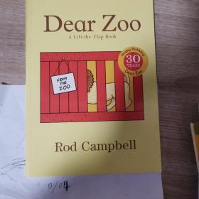 Dear Zoo:A Lift-the-Flap Book