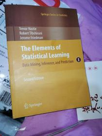 The Elements of Statistical Learning:Data Mining, Inference, and Prediction ①英文原版16开