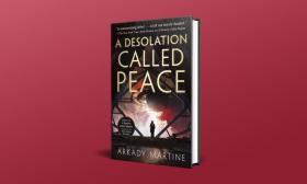 预售荒凉的和平美版精装 三月新出科幻小说 2020雨果奖获奖作家 阿卡迪·马丁 A Desolation Called Peace Arkady Martine