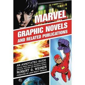 【进口原版】Marvel Graphic Novels and Related Publicatio...