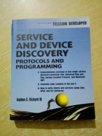 Service Discovery Protocols and Programming