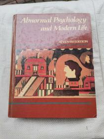 Abnormal Psychology and Modern Life ( 变态心理与现代生活)