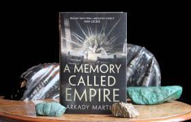 预售帝国的回忆 美版精装 2020年雨果奖最佳长篇小说 阿卡迪·马丁 A Memory Called Empire : Winner of the 2020 Hugo Award for Best Novel