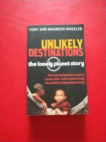 Unlikely Destinations:The Lonely Planet Story