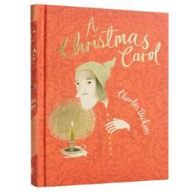 圣诞颂歌 英文原版 A Christmas Carol: V&A Collectors Edition 狄更斯 Charles Dickens
