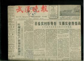 报纸:武汉晚报(1963.2.4)