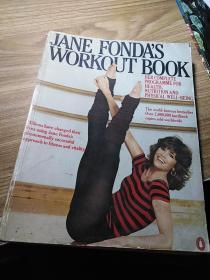 JANE FONDAS WORKOUT BOOK
