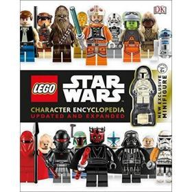 LEGO? Star Wars Character Encyclopedia Updated and Expanded乐高星战