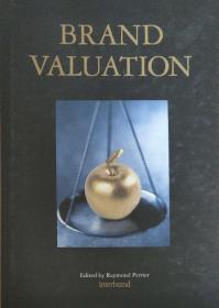 英文原版《品牌估值》Brand Valuation 品相好。亚马逊售价134美元