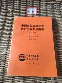 中国有色金属企业伤亡事故典型案例
