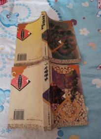 温瑞安作品集.5:大侠传奇、8新版血河车 大宗师2本合售 正版内页干净
