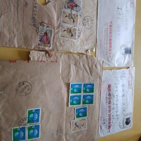 邮票多枚(如图)