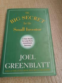 The Big Secret for the Small Investor:A New Route to Long-Term Investment Success