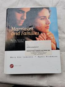 Marriages  and  Families ( 婚姻和家庭)