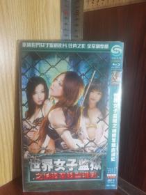 【电影DVD光盘】世界女子监狱之 纳粹军妓血泪史(两碟装,如图自鉴,当天发货)