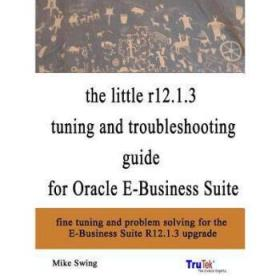 【进口原版】The little r12.1.3 upgrade tuning and troubl...