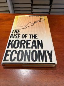 英文原版 牛津大学出版 the rise of the korean economy 韩国经济的崛起