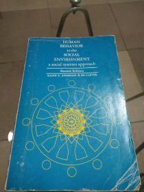 Human Behavior in the Social Environment: A Social Systems Approach(社会环境中的人类行为社会系统方法)