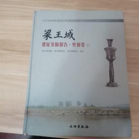 梁王城遗址发掘报告·史前卷下