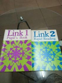 Link1 Pupl ol's Book、Link2 Rapid Reading(2册)快速阅读