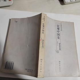 宏观中国史:乱世卷