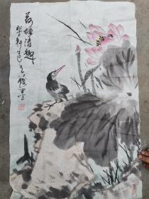 荷塘清趣(刘国瑞)