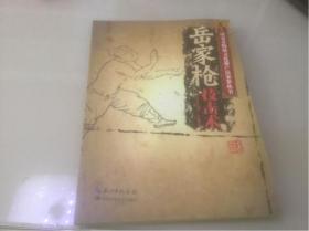 国家非物质文化遗产岳家拳丛书:岳家枪技击术