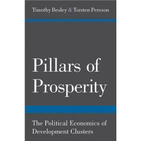 【进口原版】Pillars of Prosperity: The Political Economi...