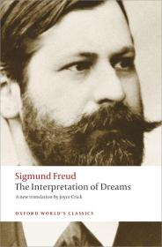 The Interpretation of Dreams梦的解析,英文原版