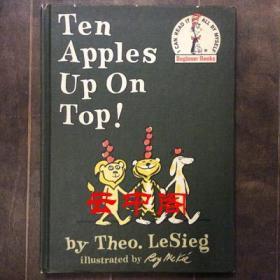 Ten Apples Up On Top !