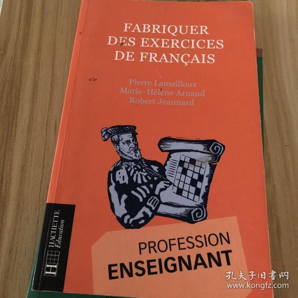 Fabriquer des exercices en français