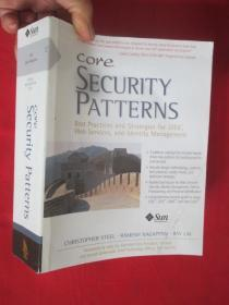 Core Security Patterns: Best Practices and...        (16开  )  【详见图】