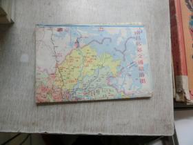 南昌远郊交通旅游图    库 2