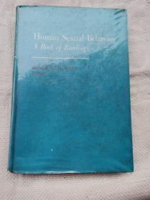 Human Sexual Behavior A Book of Readings  (人类性行为读物)