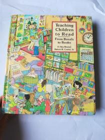 Teaching children to read from basals to books