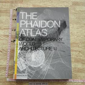 The Phaidon Atlas of Contemporary World Architecture      2