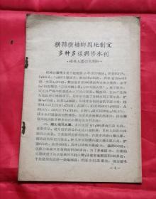 横县横塘乡因地制宜多种多样兴修水利 包邮挂刷