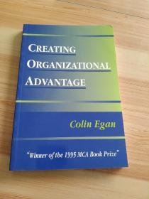 Creating Organizational Advantage 原版外文