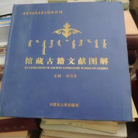 馆藏古籍文献图解