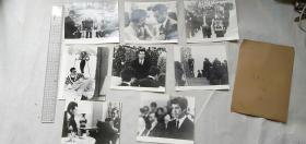 35  电影剧照   黑白老照片   原发行照片   ----每套完整     成套     保存完好-------背面是纯白色的